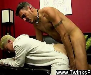Amazing gay scene The man comebacks home not sure what to expect with