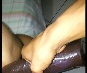 pau e consolo / cock and dildo