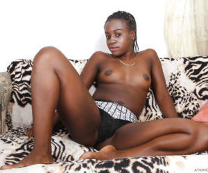 Amateur black girl Kima..