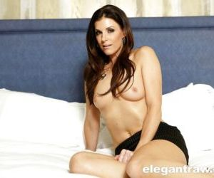 Busty milf India Summer is..