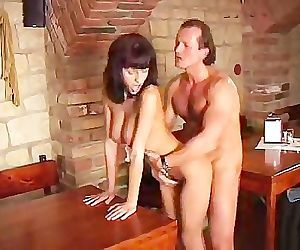 Veronica Vanoza Decides To Eat Cock Instead