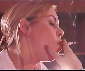RARE BRITISH SMOKING SITE JSG VOL 4 - FULL VINTAGE VIDEO SMOKING FETISH XXX