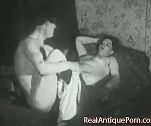 1920 Classic Porn: The Robber!