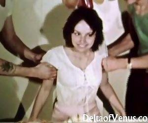 Vintage Erotica 1970s - Hairy..