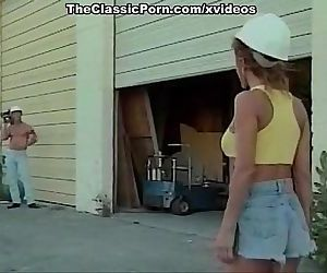 Classic porn movie with a..