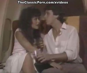 Awesome porn movie in the airplane