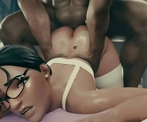 Symmetra getting pounded 48 sec 720p