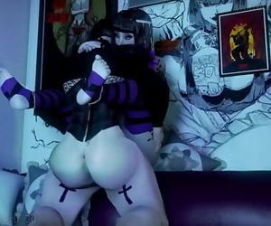 Second Night in Heaven [Female X Female] 14 min