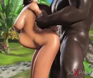 Ass fucking sex on the jungle! Juicy schoolgirl fantasies..