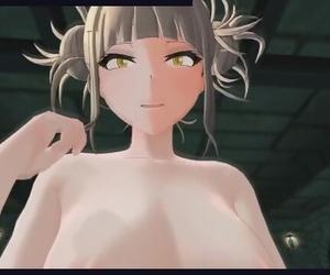 Boku no Hero Academia Hentai - Toga Nails you Firm