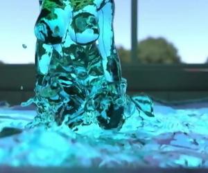 Transparent Slime Girl + Demands