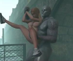 Monster x Girl