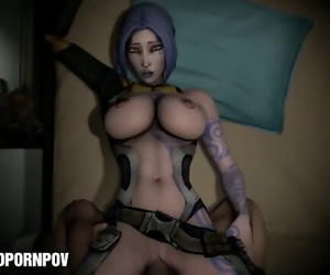CREAMPIE COMPILATION VOL.:1 - 3D WITH SOUNDS