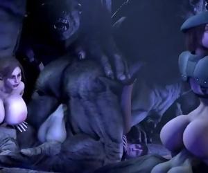 Resident Evil - just make it Larger
