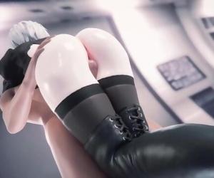 3D Hentai Compilation to make you Jism