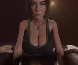 Tomb Raider - Scorching Lara Croft - Part 1
