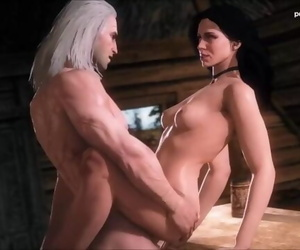 SFM with Sound the Witcher Exclusive
