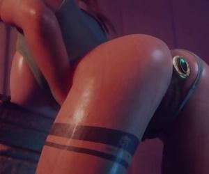 Lara Croft the Gatekeeper all Scenes 2020