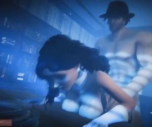 Noir Detective Sex