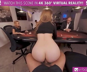 VRBangers.com-Busty babe is pounding hard in this agent VR..