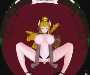 Bowsette Missionary Hard-core