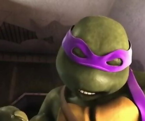 TMNT greatest Snugly Experiment
