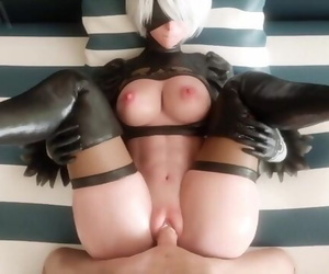 The finest fresh Nier 2b Flick with High Quality