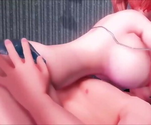 Dancing makes Fat Titted Maiko Horny as Fuck - a Duskhaven..