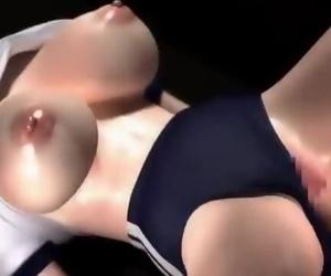 Horny Woman 3d Anime