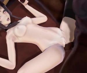 MMD 3D Demo Megumin