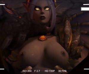 World of Warcraft Porno Compilation 3