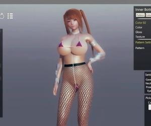 AI Syoujyo Ep.1 Super-sexy Temper Creation