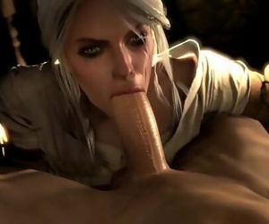 FapZone // Ciri (The Witcher 3) 10 min 720p