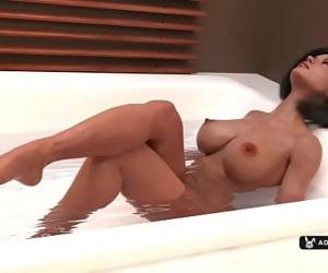 Midnight Paradise 3D Porno Game Highlights 92 sec 720p