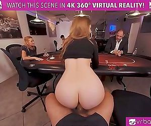 VRBangers.com-Busty honey is fucking rock hard in this..