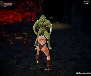 The Last Barbarian Gameplay Walkthrough Playthrough Part 1..