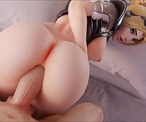 Overwatch Pornography Compilation by Arhoangle Part 2 7..