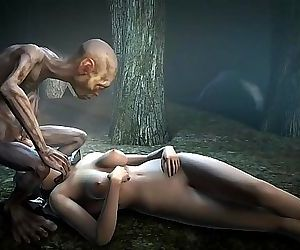 Porn of the Rings 3D HD smplace.com 5 min