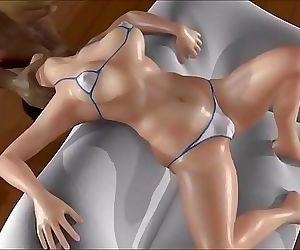 3d Hentai 14 min