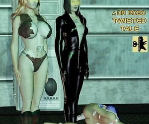 Hostile Takeover 09-12