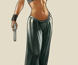 Lara Croft - Tomb raider Greatest of E - Hentai - part 2