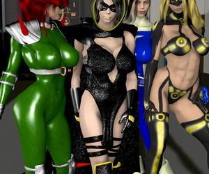 3D Unity 16-21 & alternate ending - part 7