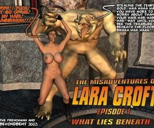 Beyondbent The Misadventures of Lara Croft - Vignette 1:..