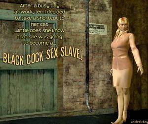 Black Dick Sex Sub Uncley Sickey 3d Comic +Bonus Comics