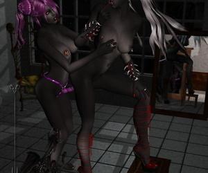 Drow Sluts - part 4