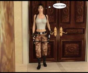 Lara Croft - DeTommaso comic