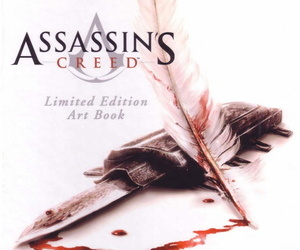 Assassins Creed - Limited Edition Art Book