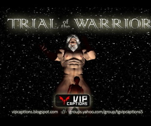 VipCaptions Trial of the Warrior