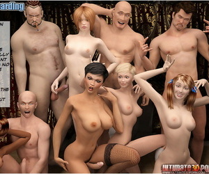 Ultimate 3D Pornography Hotkiss Boarding School 4 - Talent..