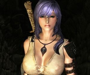Girls of Skyrim #1 - part 3